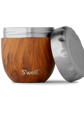 Swell 16oz. Teakwood Swell Eats
