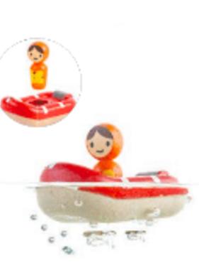 Plan Toys COASTGUARD BOAT 5668