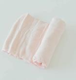 Little Unicorn Deluxe Muslin Swaddle Single-Blush