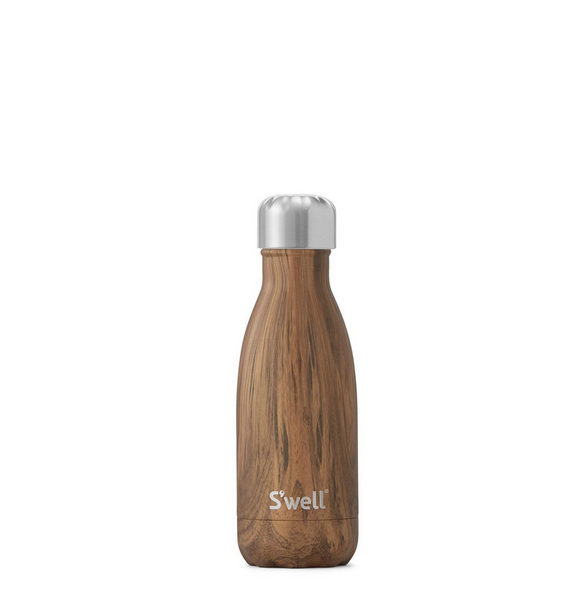 Swell Teakwood Brown Bottle 9oz.