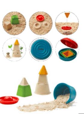 Plan Toys CREATIVE SAND PLAY 5804
