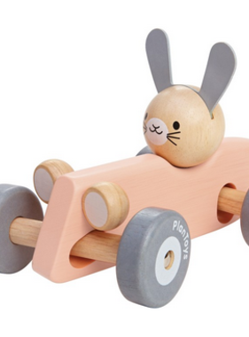 Plan Toys BUNNY RACING CAR 5717