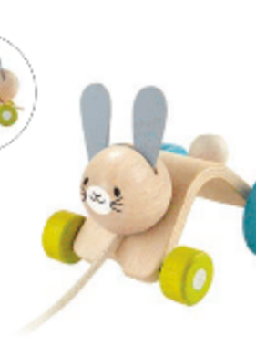Plan Toys HOPPING RABBIT 5701