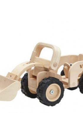 Plan Toys BULLDOZER 6123
