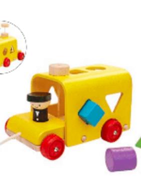 Plan Toys SORTING BUS 5121