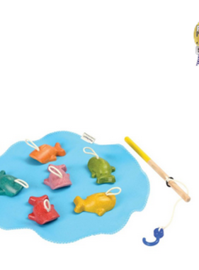 Plan Toys FISHING GAME 5629