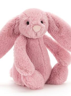 Jellycat Bashful Bunny Tulip Pink Small