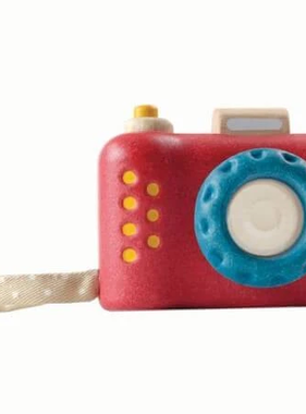 Plan Toys Colored Snap Camera 5450