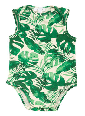 Angel Dear Monstera Deliciosa Uni Bodysuit