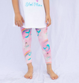 Haven Girl Capri Legging Mermaid 88A551K19