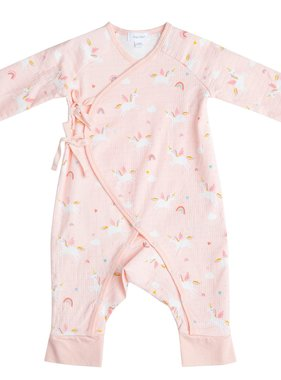 Angel Dear Unicorns Wrap Coverall
