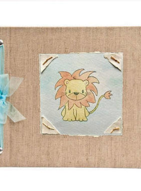 Baby Memory Book Baby Memory Book Lion