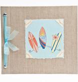 Baby Memory Book Baby Memory Book-Boy Surfboards