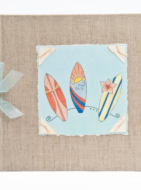 Baby Memory Book Baby Memory Book-Boy Surfboards