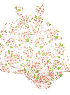 Angel Dear Cherry Blossom Sundress