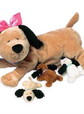 Manhattan Toy Nursing Nana Dog 106690