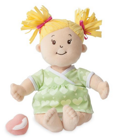 Manhattan Toy Baby Stella Blonde Doll 152410