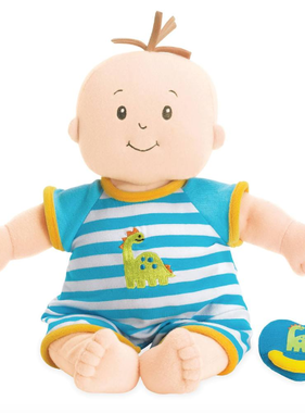 Manhattan Toy Baby Stella Doll Boy 143780 MAIL DELIVERY ONLY