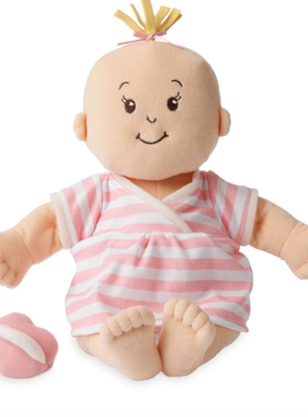 Manhattan Toy Baby Stella Peach Doll 152420 MAIL DELIVERY ONLY