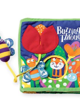Manhattan Toy Buzzing Through Book 202970