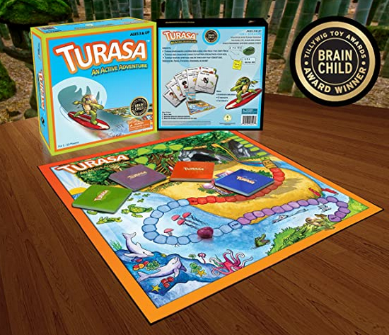 Turasa Turasa: An Active Adventure
