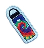 Top Trenz VISCO Sticker Patches - Water Bottle