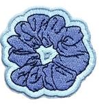 Top Trenz VISCO Sticker Patches - Scrunchie