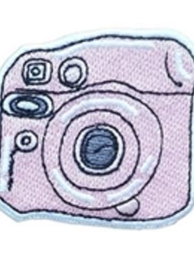Top Trenz VISCO Sticker Patches - Camera