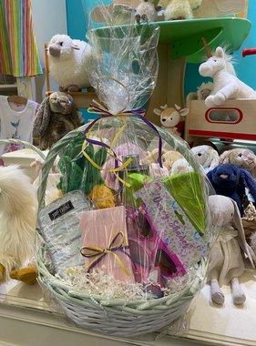 Bella Beach Kids Gift Card Basket Plus Wrapping