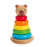 Manhattan Toy Brilliant Bear Magnetic Stack-up 211540