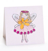 Greeting Cards Enclosure Card - Fairy