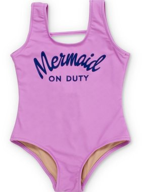 Shade Critters SG01A-044 1pc Mermaid On Duty Scales Appear when Wet