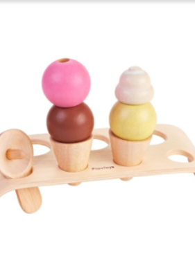 Plan Toys Ice Cream Set 3486