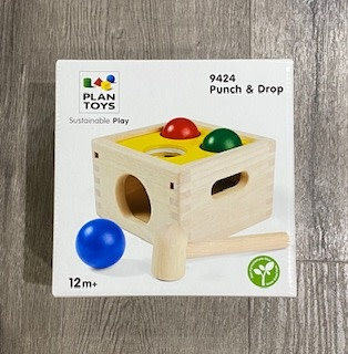 Plan Toys PUNCH & DROP