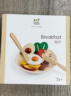 Plan Toys Breakfast 3611