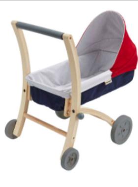 Plan Toys Doll Stroller 3496