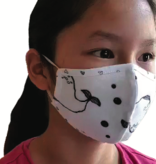 Face Mask PKP Kids Face Mask-Whale