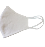 Face Mask Adult Face Mask - White