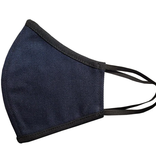 Face Mask PKP Adult Face Mask-Navy