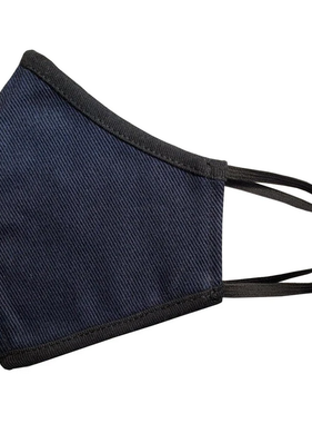 Face Mask Adult Face Mask-Navy