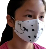 Face Mask Kids Face Mask-Seahorse