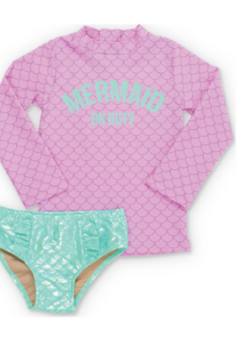 Shade Critters RG Set-Mermaid Lilac/Mint Btm SG02A