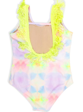 Shade Critters SG01G-101 1pc Fringe Back-Multi TieDye