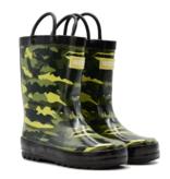 Mucky Wear Army Camo Loop Boot
