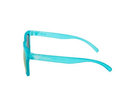 Hang Ten Teal Polycarbonate UV400 Classic Sunglasses HTK02A