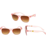 Hang Ten Light Pink Polycarbonate UV400 Classic Sunglasses HTK17A