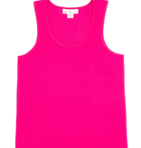 Candy Pink S17551 Tank Top Hot Pink