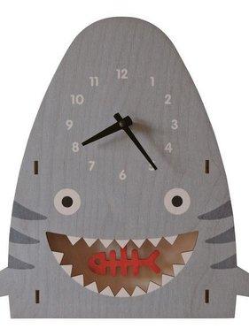 Modern Moose Shark Pendulum Clock 1491 **PREORDER