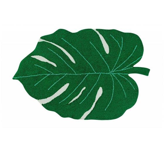 Lorena Canals C-MONSTERA Leaf Rug