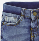Mayoral 203 64 Basic Denim bermuda shorts